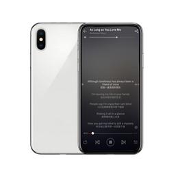 Nuovo Face ID Goophone X IX Full Screen Wireless MTK6580 Quad Core Android 7.0 Rom 16GB Ram Smartphone 3G sbloccato Cellulari