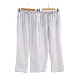 Simple gray plaid lovers pajamas pants women 100% cotton Summer sleep  bottoms female sleep lounge pants pijama inverno mulher c15253d4a