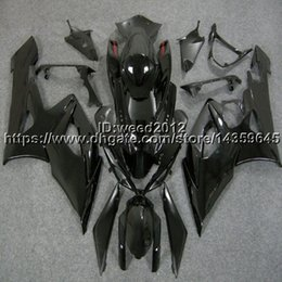 Gsx K5 Australia - 23colors+5Gifts Injection mold glossy black GSX-R1000 05-06 motorcycle cowl for Suzuki K5 GSXR1000 2005 2006 ABS Fairings