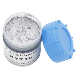 China 20g Silver Thermal Grease Paste Compound Chipset Cooling For CPU GPU HY710 supplier chipset fan suppliers