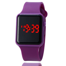 $enCountryForm.capitalKeyWord UK - Personalized fashion Korean LED watch children's fashion silicone watch sales wholesale free shipping 02