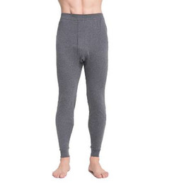 $enCountryForm.capitalKeyWord NZ - Mens long johns men thermal underwear loose thin underpants legging gray and deep gray size L to 5XL