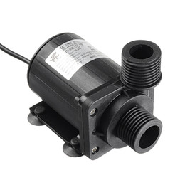 China DC 12V 5.5M 1000L H Brushless Motor Submersible Water Pump suppliers