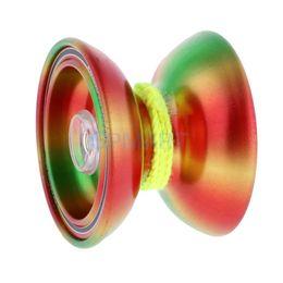 $enCountryForm.capitalKeyWord UK - Professional YoYo Aluminum Alloy String Trick Yo-Yo Ball KK Bearing Kids Toy