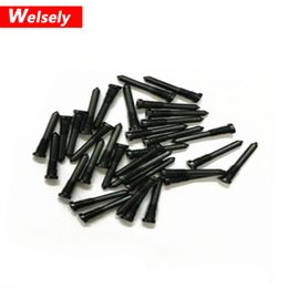 Discount tens connector - 2000pcs Welsely Pentacle Dock Bottom Connector Screw Torx 5 Point Star screw for X 10 ten Wholesale funda Accessories