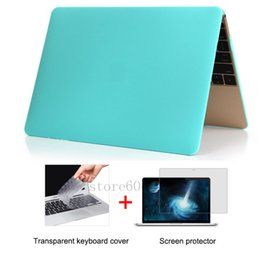 e4771bfa247 new Cool Frosted Surface Matte hard Cover Case For Macbook 12   Air 11