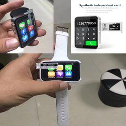 Wrist Watch Mp3 Mp4 Australia - Goophone bracelet sport watch Smart Mobile Pedometer SIM Video Record Music TF Card Extend GSM MP3 MP4 Camera Smart watchs iwatch x xs