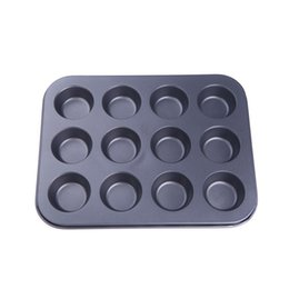 $enCountryForm.capitalKeyWord UK - Mini 12 Cups Cake Mould Pan Muffin Cupcake Bake Non-stick Cake Mold Bakeware Dishwasher Safe Versatile Sturdy Kitchen DIY Tool