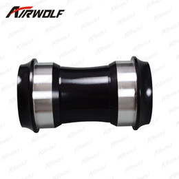 Wholesale bottom bracket PF30 press fit bike Bottom Bracket mm transfer to mm Adapter for Shimano sram bicycle bottom bracket