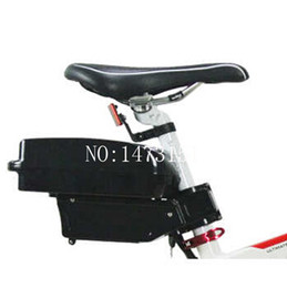 Frog tube online shopping - seat tube Frog v ah battery for electric bike W W motor with A BMS V A charger