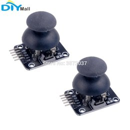 Chinese  2pcs lot 5pin Joystick Module Double Axis Sensor Breakout Game Controller Board for Arduino manufacturers