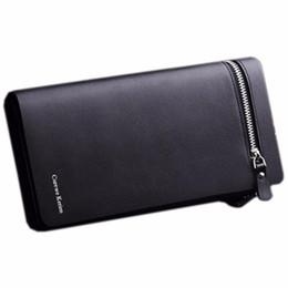 Discount fashion passport holder - Men Leather Card Cash Receipt Holder Organizer Bifold Wallet Purse BK wallet leather Aug 9