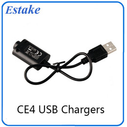 ego t cheap Australia - E cigarette CE4 Charger Ego-CE4 Electronic Cigarette USB Chargers for ego ego-T Ego-K 510 mods E Cig cheap products 0205012-1