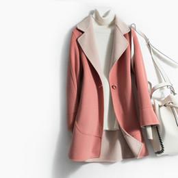 ee65167a8f8 Women S Wool Flare Coat UK - KMETRAM Wool Coat Women Long W Coats And  Jackets
