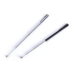 $enCountryForm.capitalKeyWord Australia - 1PC Pointer Pen Instrument Section 6 Stainless Steel Magic Ballpoint Pen Kindergarten Teacher Teaching Supply