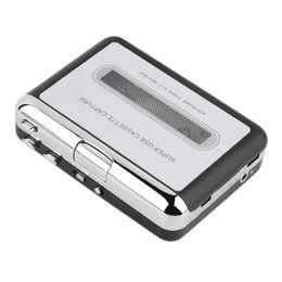 tape usb 2019 - 10PCS Tape to PC Super USB Cassette-to-MP3 Converter Capture Audio Music Player cheap tape usb