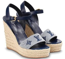 $enCountryForm.capitalKeyWord UK - SAIL AWAY WEDGE SANDAL 1A3RBW WOMEN SANDALS Espadrilles Wedges Slides Thongs PUMPS FLATS SNEAKERS Dress Shoes
