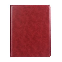 Apple Pen For Ipad Canada - Auto Sleep  Wake Up PU Leather Cover For Apple ipad 2 3 4 A1458 A1459 A1460 Tablet Case Smart Holder Folio Case+Stylus pen+Film.