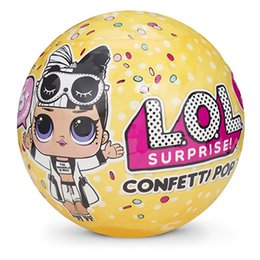 Gifts for year Girl online shopping - 10cm Confetti Pop Series Collectible Dolls Doll Random Doll Toys for Kids Action Figure Toys Gift For Boys Girls Cheap