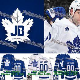 8d6ed3ec61a JB Patch Toronto Maple Leafs 91 Johntavares Mitch Marner Tyler Bozak Zach  Hyman Nazem Kadri Nikita Zaitsev Josh Leivo Morgan Rielly Jerseys