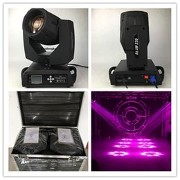 7r beam moving head NZ - 6pcs with fly case 7R beam 230 moving head light beam r7 230w moving beam 7r moving head case