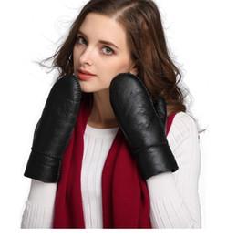 $enCountryForm.capitalKeyWord Canada - 2018 new women's fingerless gloves leather quality pure wool warm ladies gloves