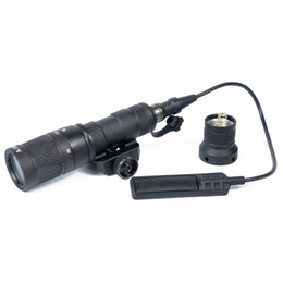 Wholesale Tactical M300V Tactical Flashlight Light With Constant Strobe momentary Output Torch For mm Picatinny Rail