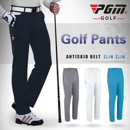 $enCountryForm.capitalKeyWord Canada - PGM Profession Sportswear Pant Ultra Thin TEE Long Pant Men Golf Tennis Summer Slim Trousers Dry Fit Breathble Newest Trousers