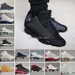 Hologram Shoes Canada - 2018 Italy Blue 13 Men Basketball Shoes Bred Navy Game hologram grey toe Flint Grey Hyper Pink Captain America Sports Sneakers US 8-13