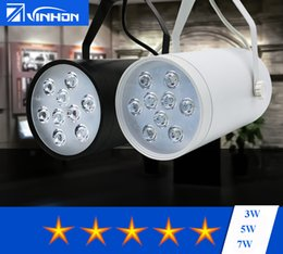Remote controlled track lights australia new featured remote dhl led track light 3w 5w 7w 120 beam angle led ceiling spotlight ac 85 265v led spot lighting mozeypictures Images