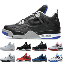 $enCountryForm.capitalKeyWord Australia - 4 Men 4s Basketball Shoes Alternate Motorsports Blue Game Royal Fire Red White Cement Pure Money Black Cat Bred Oreo Sport Sneakers trainers