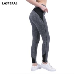 011ffffa666 LASPERAL Colorful Striped Pattern Yoga Pants Sport Leggings Patchwork High  Elastic Waist Patchwork Breathable Women Tights Pants
