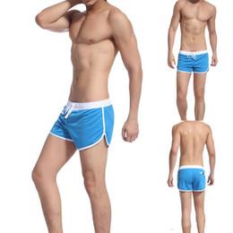 42b3fb9aa3c Mens Swimsuit Styles NZ - Wholesale new style Boxer Briefs Men's Swimwear  Trunks Sports Wear Sexy