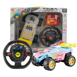 $enCountryForm.capitalKeyWord Australia - Children's toys remote control car 1:18 four links RC remote control off-road vehicle gift box with lights