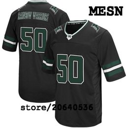 fddee98d9 Cheap Custom Colosseum Hawaii College jersey Mens Women Youth Kids  Personalized Any number of any name Stitched Football jerseys