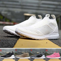big sale 080c2 fd957 2018 ACE 16+ PureControl Ultra Boost Uncaged Casual Shoes for Women Men  Trainers High Quality UltraBoost Boosts Athletic Sports Sneakers