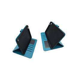 China Best Tailor Soft PU Leather Stand Wallet Cover Case With Card Slots For Huawei MediaPad M2 M3 Lite Youth Protective Foldable Tablet Bags suppliers