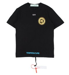 $enCountryForm.capitalKeyWord Canada - 18SS W Printed Gear TEE Men Women High Quality Cotton Summer T Shirts O-Neck Casual Men Women Top Tees