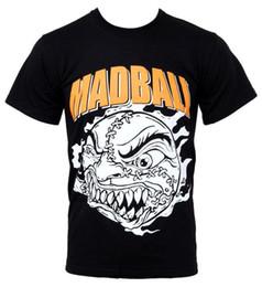 Venta al por mayor de Camiseta de Herren Madball - Bola clásica - Negro - Größe S