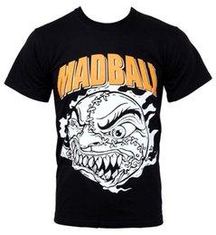 Toptan satış Herren T-Shirt Madball - Klasik Top - Siyah - Größe S