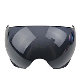 $enCountryForm.capitalKeyWord UK - Original LS2 OF562 open face half motorcycle helmet extra sun shield lens silver smoke colorful available replacement visor