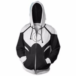 $enCountryForm.capitalKeyWord UK - COYOUNG Brand 3D Print Men Hoodies Moon Knight Hoodey Man Women Spring Fall Casual Fashion Zipper Top Coat Sweatshirts