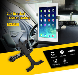 $enCountryForm.capitalKeyWord Australia - Hands-free Backrest Seat Flexible Mount fixed Holder universal 360 degree adjustable stand for mobilephone 7-11 inch iPad Tablet Laptop