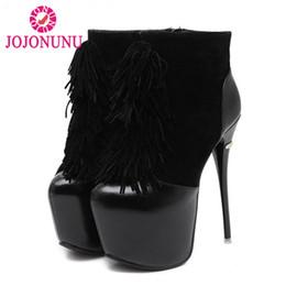 48871a205d7 Red Fringe High Heel Boots Online Shopping | Red Fringe High Heel ...