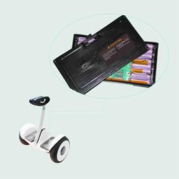 Опт Аккумулятор Ninebot mini pro 54V 4.4Ah Сменный аккумулятор 15S2P Самобалансирующийся самокат Батарея с BMS