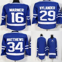 Auston Matthews Kids Jersey Canada - Cheap 2018 New Brand Womens Kids  Toronto Maple Leafs 16 aa8a1c10e2
