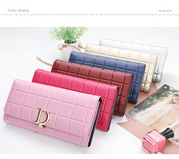 h purses NZ - Brand Cow Leather Women's H Wallets Fashion Long Purses and Handbags Designer Wallet Female Clutch Wallets Card Holder Coin Purse