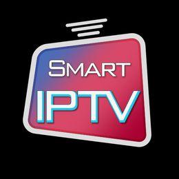 IPTV 12 meses Suscripción IPTV Lg Samsung Smart TV Magbox Zgemma Openbox Android APK Mag25X M3U VOD Película Stbemu Vlc Perefect player