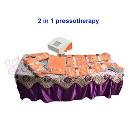 Spa Air Canada - 2 in 1 Infrared light air pressure pressotherapy lymphatic drainge weight loss air wave spa equipment