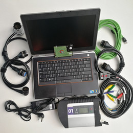 used laptops Canada - expert mode Auto Diagnostic used laptop Computers E6420 I5 4G+MB Star C4 Compact 4 SD connect C4+320gb hdd with soft-ware